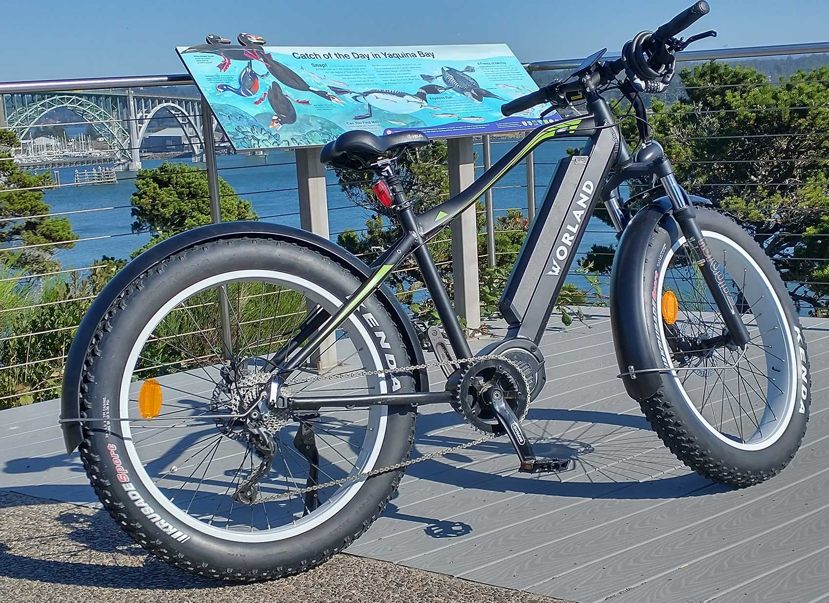 Stallion ebike from Worland is very high powered